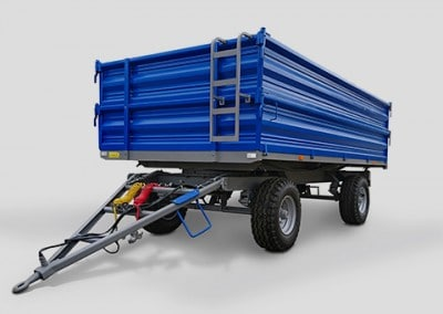 Agricultural trailer 10 t. РС – 10