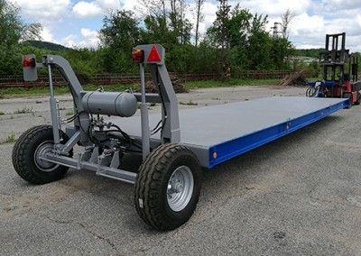 Seed Drill Trailer  РС6 -С