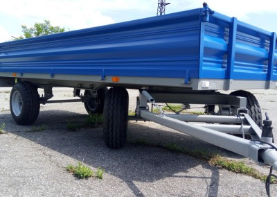 Agricultural trailer РС 6-4